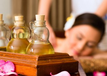 60 perc aromaterápiás stresszoldó masszázs