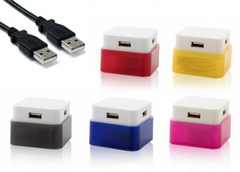 Dix USB elosztó