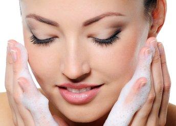 5-lépéses arctisztítás vio kezeléssel