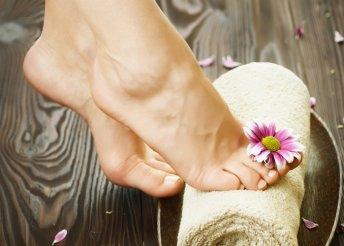 Gyógypedikűr a lábfej egészségéért
