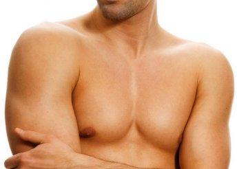 Hónalj- és mellkas cukorgyanta férfiaknak