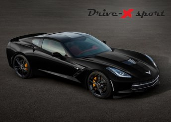 Élményvezetés Corvette C7-tel a DRX Ringen
