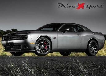 Vezess egy Dodge Challenger versenyautót