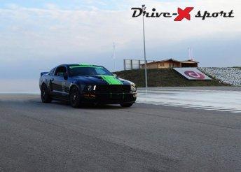 Élményvezetés Mustang GT450-nel a DRX Ringen