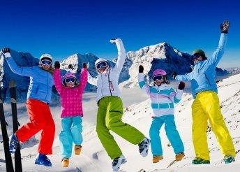 Akár 8 nap az Alpokban az egész családnak