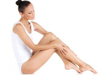 SHR szőrtelenítés lábszárra
