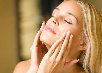 Többlépcsős őssejtes bőrmegújító arckezelés