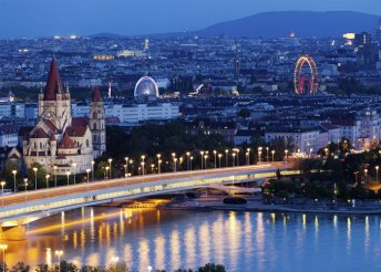 3 nap Bécsben reggelivel 2 főnek