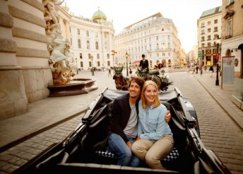 Valentin napi városnézés Bécsben