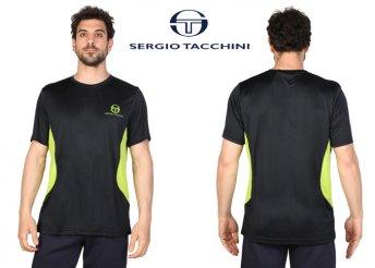Sergio Tacchini rövidujjú, férfi póló négyféle színben