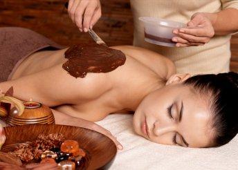 Csokoládés masszázs és csokis-banános krém