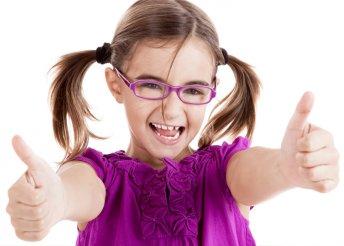 Komplett gyermekszemüveg a Dream Optikától