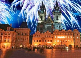 Akár 6 nap félpanzióval Prágában 2 főnek