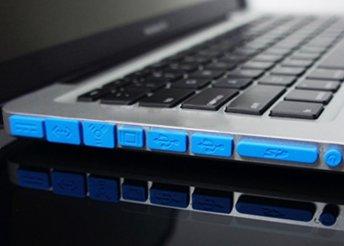 Laptop porvédő dugó szett