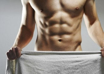 Gyantázás férfiaknak hátra, mellkasra, hónaljra