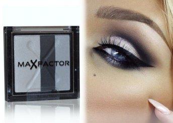 Max Factor szemhéjpúder trió a csillogó, drámai hatású szemekért