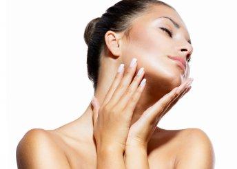Teljeskörű arctisztító kezelés