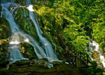 Kirándulás a horvát Jankovac vízeséshez