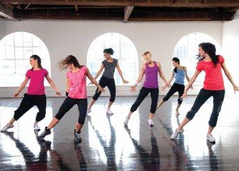 Alakformáló táncóra a Dance Factory-től