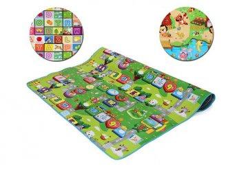 50x180 cm-es játszószőnyeg gyerekeknek a játékos tanulásért