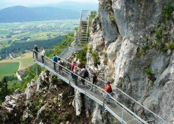 Kirándulás a Hohe Wand Naturparkban