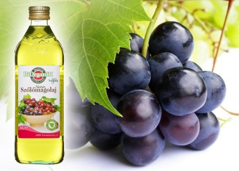 1 literes BiOrganik natur szőlőmagolaj