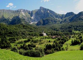 3 napos feltöltődés az elragadó Szlovéniában