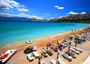 Strandolás az Adrián – utazás Krk szigetére