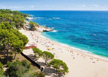 Spanyol tengerparti álomvakáció