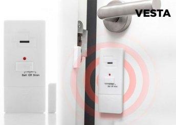 Vesta mágneses ajtó és ablakriasztó