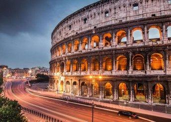 Róma és Vatikán - 4 napos városlátogatás