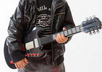 Elektromos gitár gyerekeknek