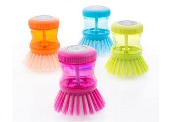 Colors mosogatókefe szappantartóval