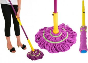 Nyélcsavarós Magic mop felmosó