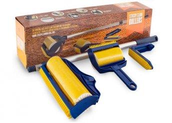 Sticky Clean Rollers szösztelenítő görgő készlet