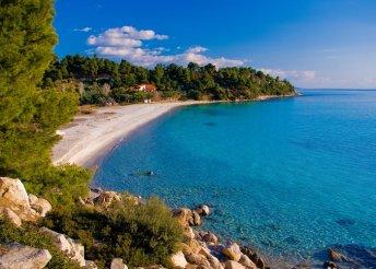 8 napos nyaralás Görögországban, főszezonban
