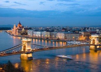 Sétahajózás Budapest legszebb Duna-szakaszán