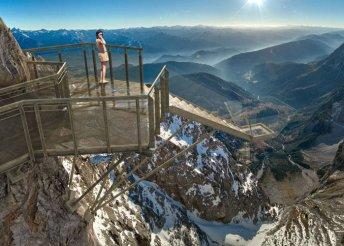 A Dachstein jégvilágának felfedezése - 3 nap