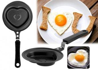 Heart Pan tapadásmentes teflon serpenyő