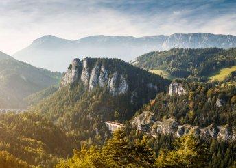 Utazás az alpesi paradicsomhoz, Semmeringre