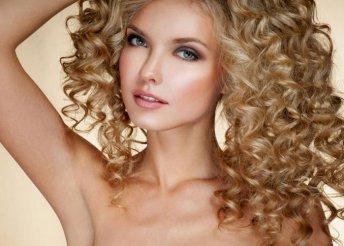 Dauer hajvágással, mosással és szárítással