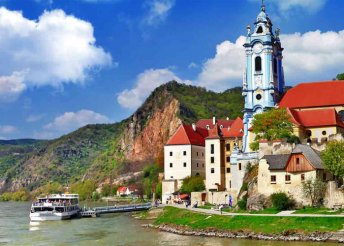 Ausztria büszkeségei - Melk és Krems