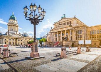 3 nap Berlin impozáns látnivalói között