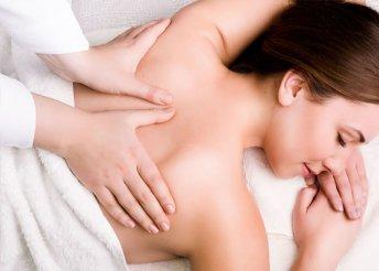 30 perces hátfájás elleni masszázs