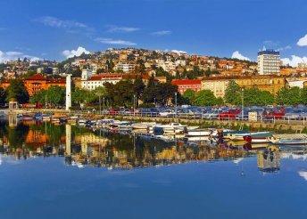 Rijeka, Opatija és Plitvice – 2 napos körút