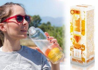Sensations citrus gyümölcs infúziós palack facsaróval