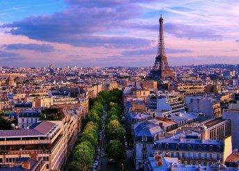 4 nap a csodálatos Párizsban 2 főnek