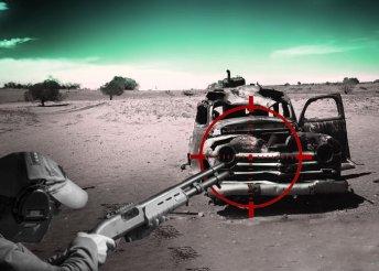 Roncslövészet shotgunnal, dum-dum golyókkal