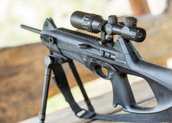 20 lövés Kolarms mesterlövész puskával