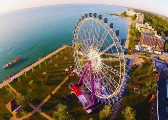 3 napos vakáció a Balatonnál 2+1 főnek